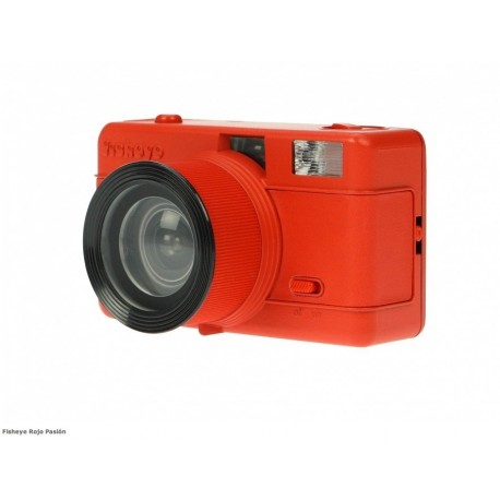 Fisheye comptact Camera RED