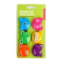 Clips de bolsas monstruosos