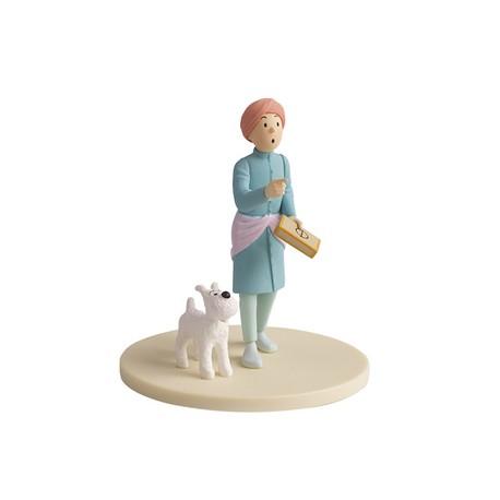 Cofre Tintin Armadura