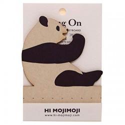 Mensajes ordenador(Oso panda)