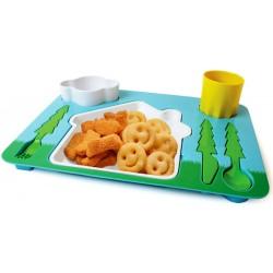 Set de comer para pequeños