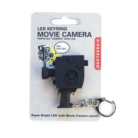 Llavero cámara de grabación
