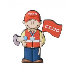 USB SINDICALISTA CCOO 8GB