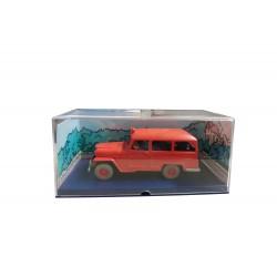 Coche de bomberos Jeep Tintín