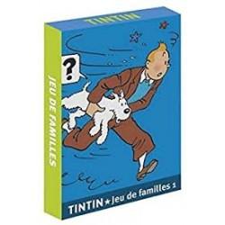 Juego de cartas Tintín