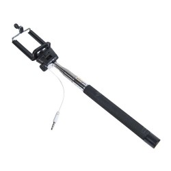 Palo selfie con cable